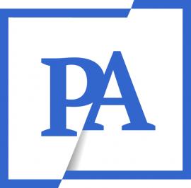 P.A Logo Corto