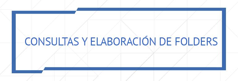 Consultas y elaboración de Folders, Auditoría Zaragoza